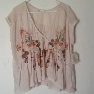 NWT Altar'd State Blouse / L